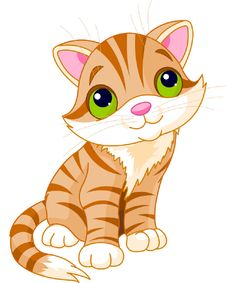Kitty clipart barn cat. Pretty pinterest clip art