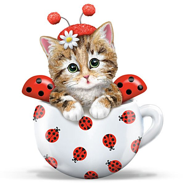 Kitty clipart big cat. Cute as a bug
