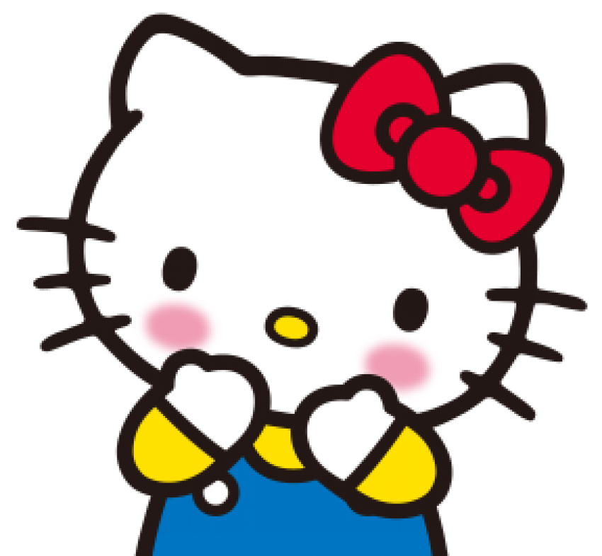 Kitty transparent. Hello png images pngio
