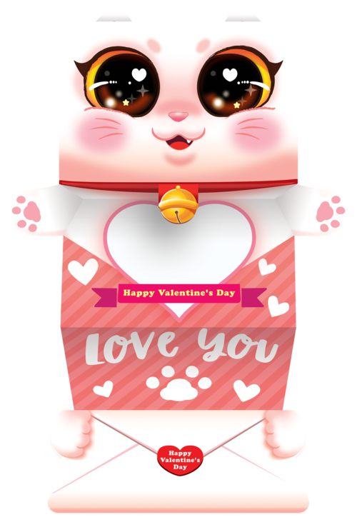 Kitty paw png. Valentine s day renegade