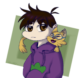 Kitty transparent esp. Ichimatsu and by wo