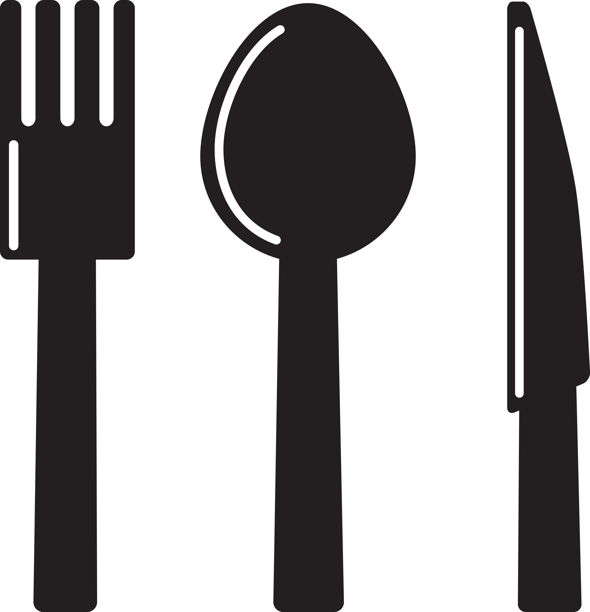 Knife and fork icon png. Kitchen spoon icons free