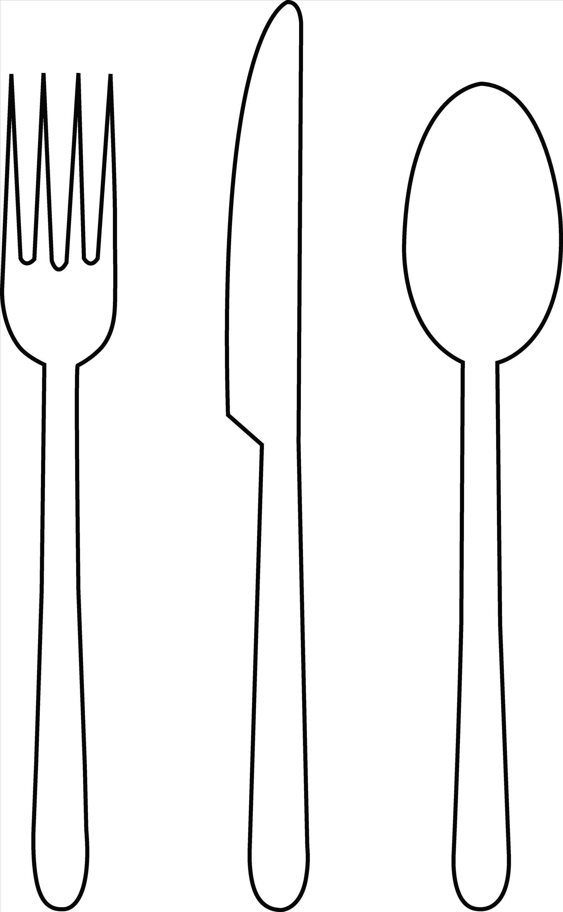 Knife clipart coloring page. Dinner butter clipartxtras table