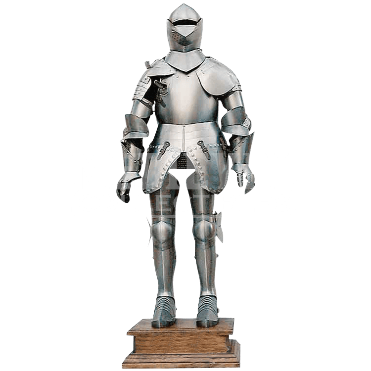 Suit of armor png. Deluxe knights ed by