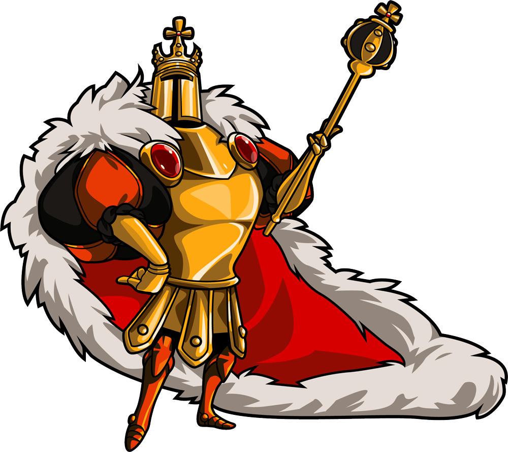 Sesame street character png. King knight shovel wiki