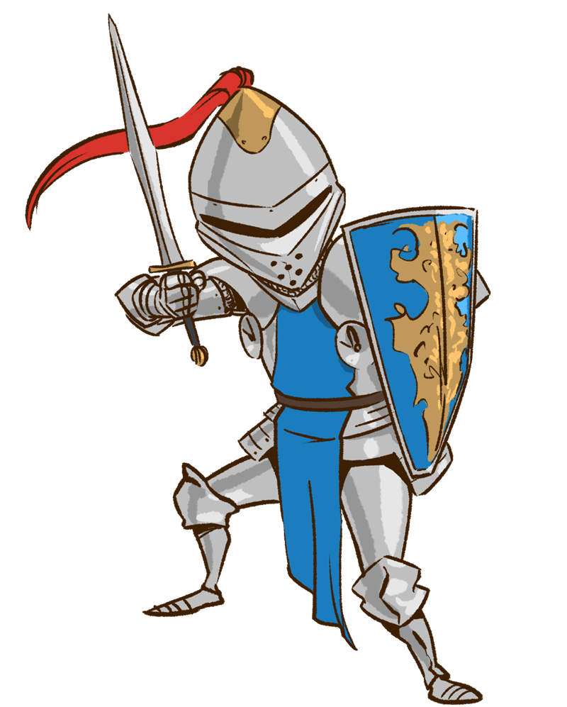 Battle clipart battle shiloh. For a knight clip
