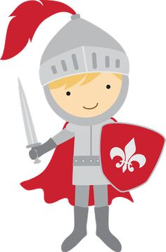 Knight clipart. Characters panda free images