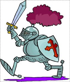 Knight clipart animated. Cartoon stock images high