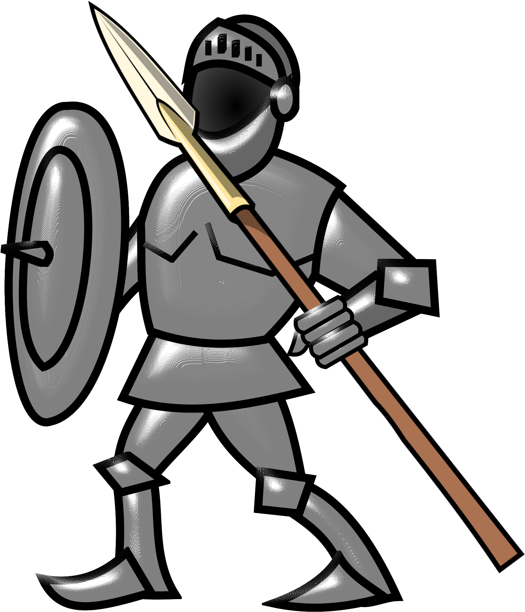 Knight helmet clip art png. Download hd plate armour