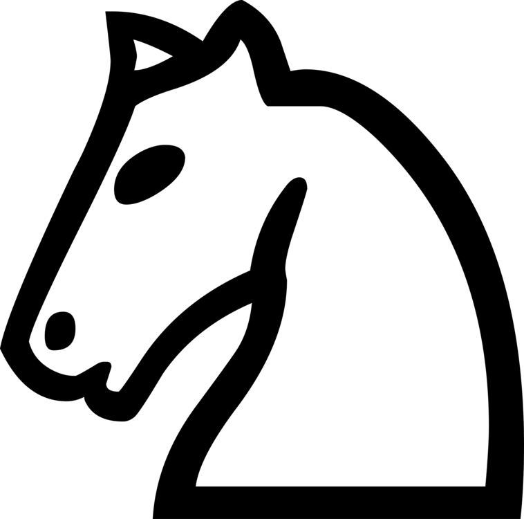 Knight clipart horse clipart. Chess piece king bishop