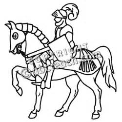 Knight clipart horse clipart. Medieval black clipground similiar