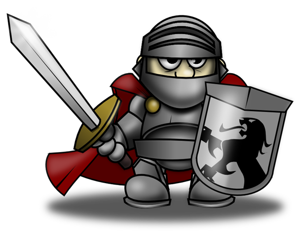 Knight clipart png. For kids free images