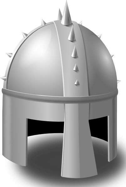 vector knight helmet