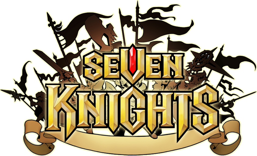 Knight logo png. Image seven knights wiki
