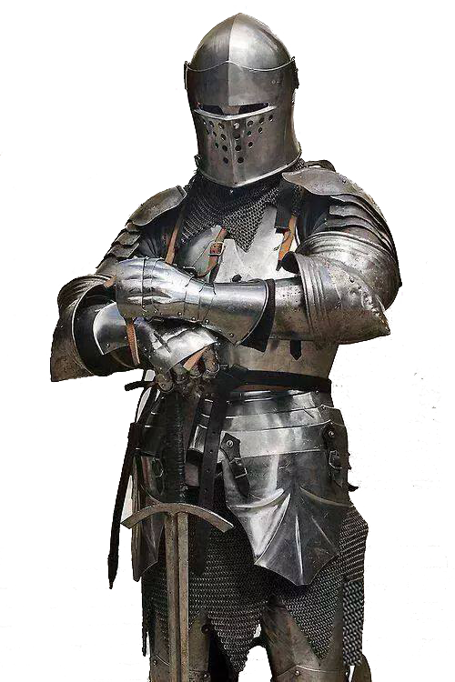 Knight png. Armour