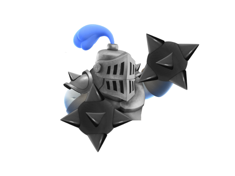 Knight png clash royale. What mega should actually