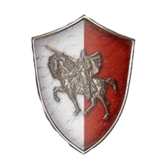 Medieval shield png. Miniature knights by marto