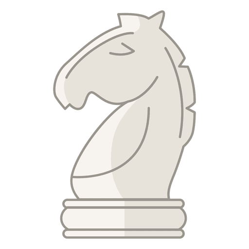 Knight svg chess. Figure transparent png vector