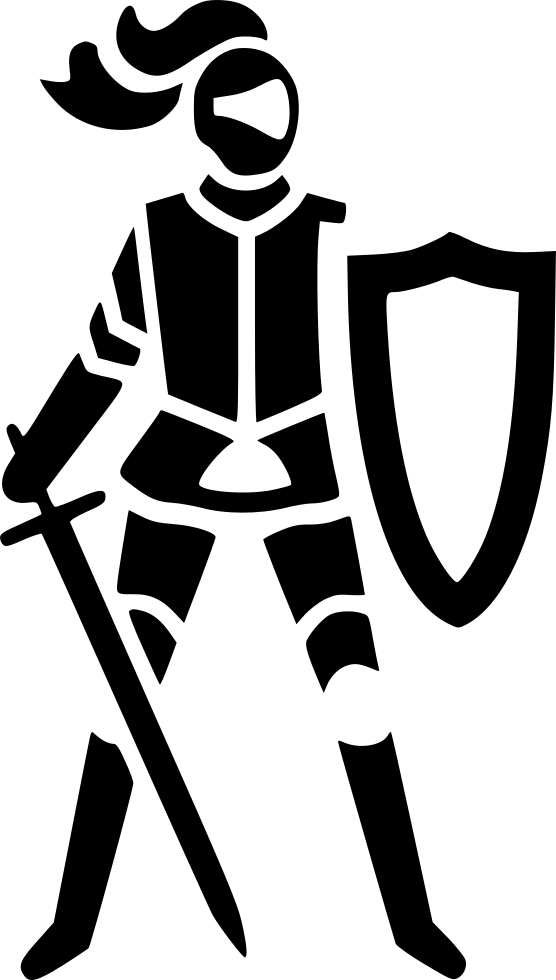Knight svg lance. Png icon free download