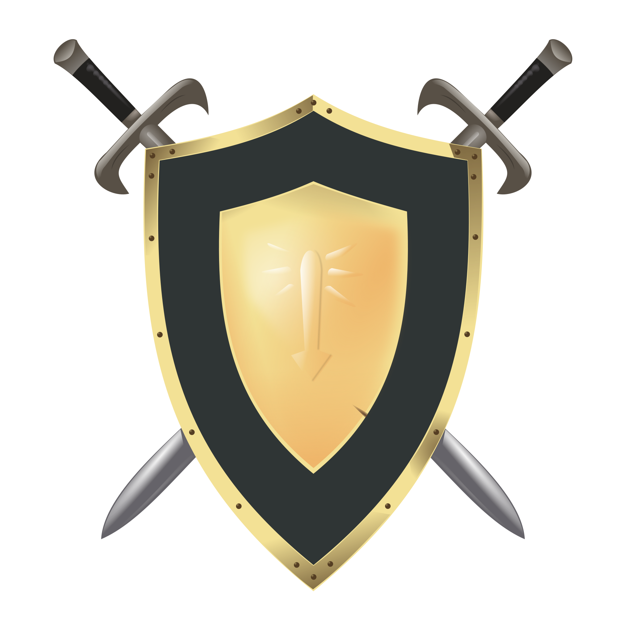 Knight svg sheild. File wesnoth shield wikimedia