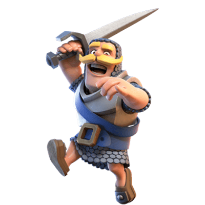 clash royale king png