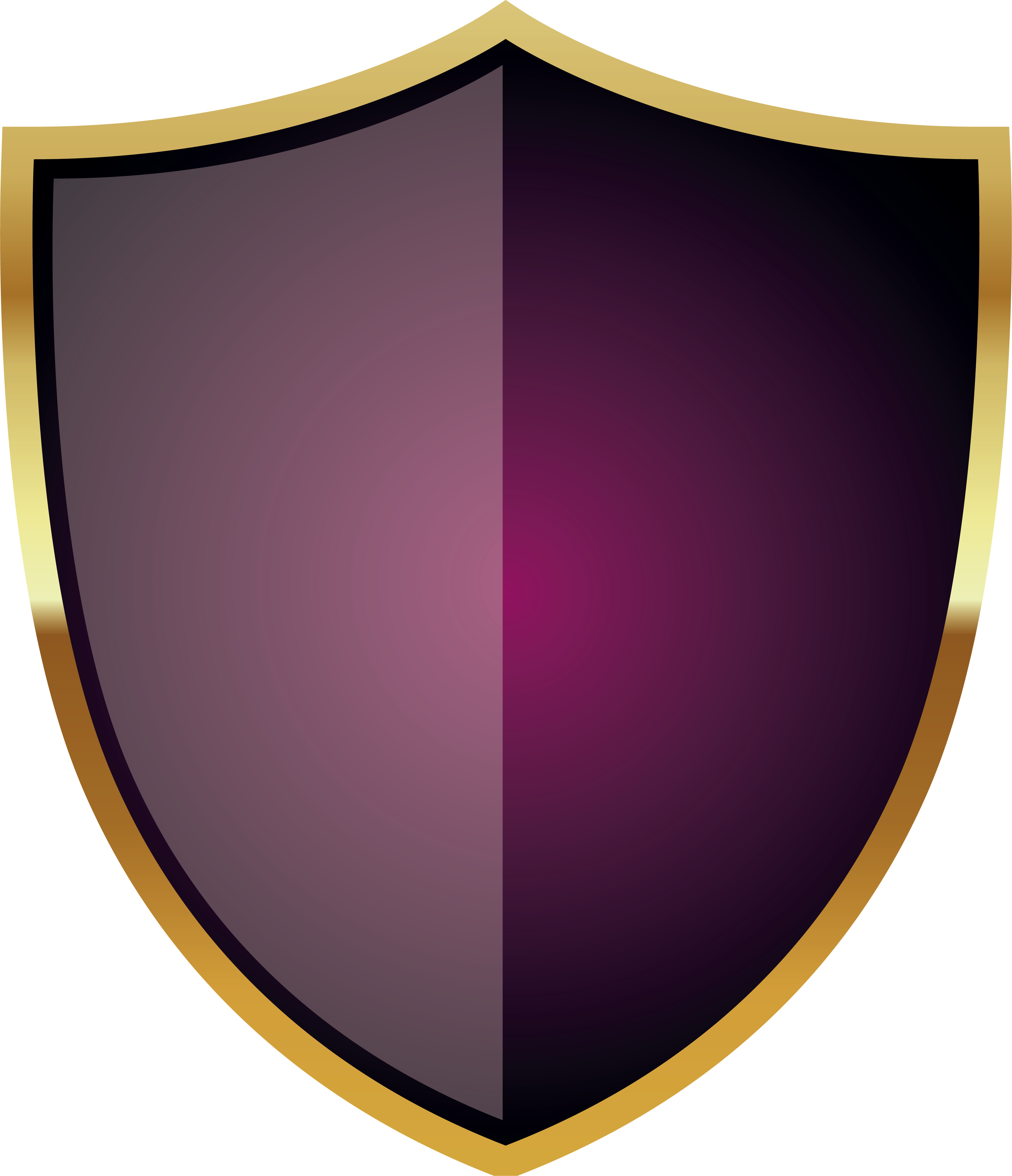Vector knight design shield. Icon transprent png free