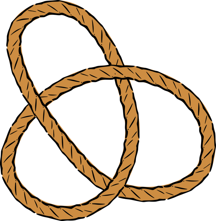 Knot clipart string knot. Rope lasso seamanship download
