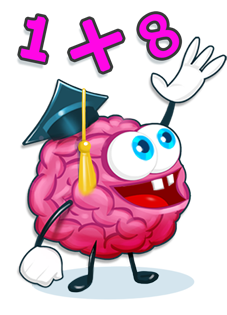 Knowledge clipart math brain. Free games to improve
