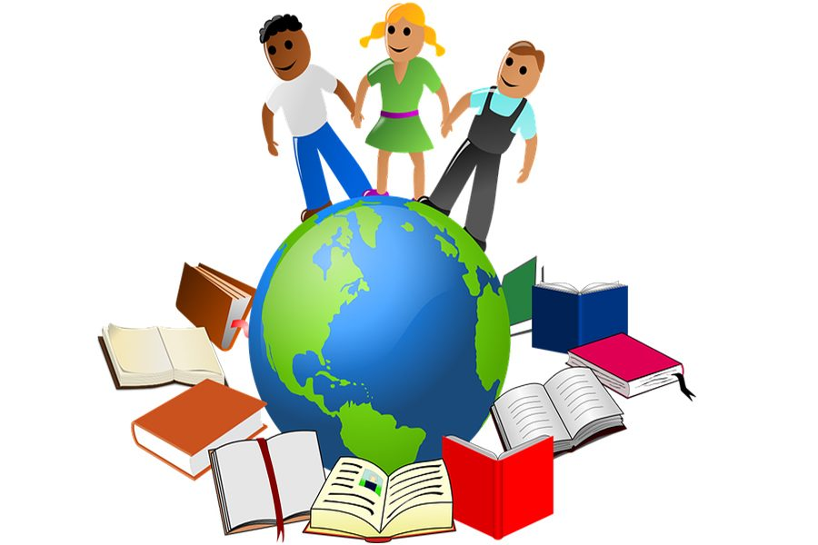 Knowledge clipart school culture. Learning about cultures through