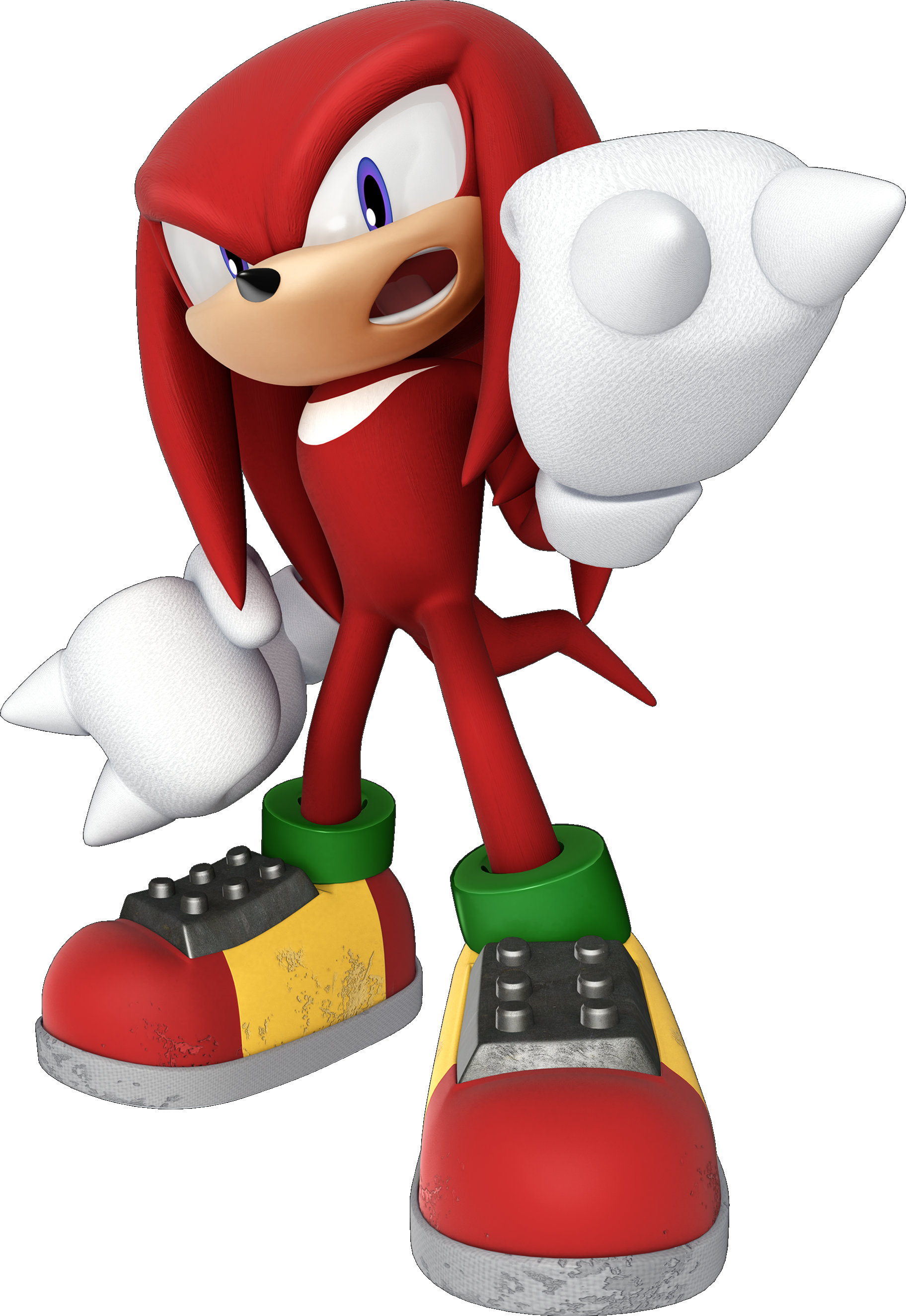 Knuckles glide png. The echidna sonic hedgehog