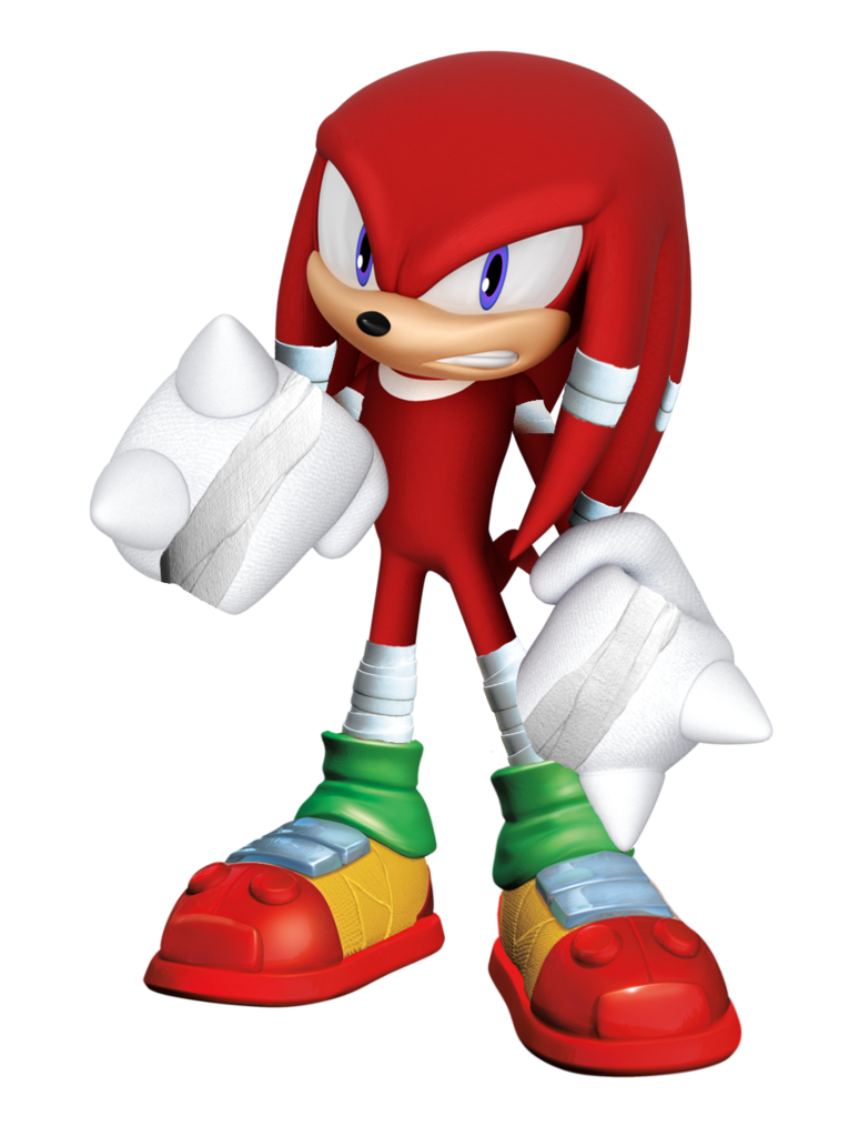 Knuckles glide png. Sonic boom my style