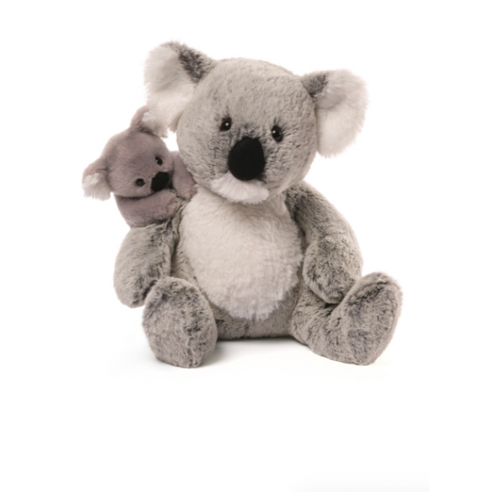 Koala bear toy png. Diaper cake tier baby