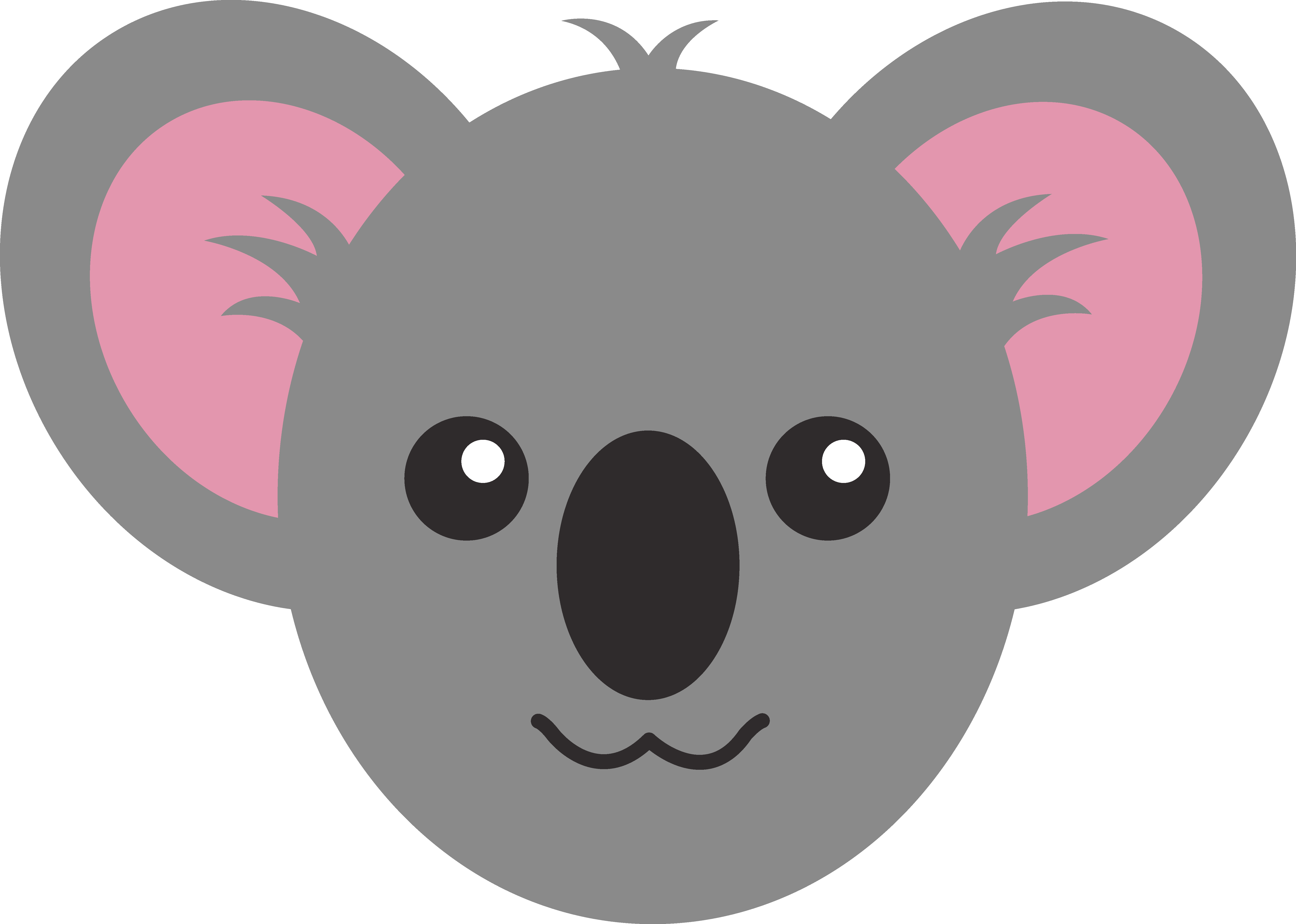 Numbers Drawing Koala Transparent Png Clipart Free Download Ya