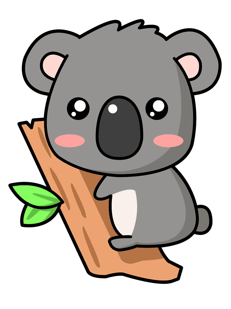 Koala transparent png baby. Pin by jinny on