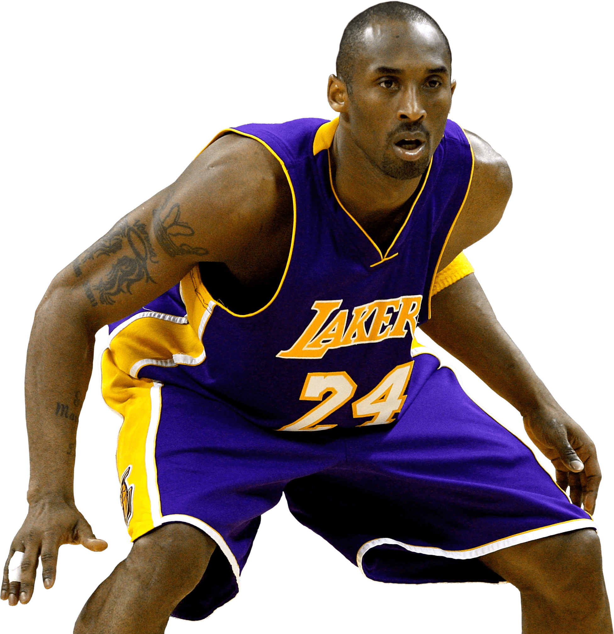 Kobe transparent. Bryant defense png stickpng
