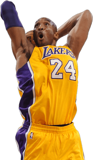 Kobe transparent. Bryant shot png stickpng