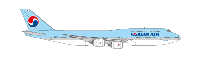 Korean air png. Aircraft of the month