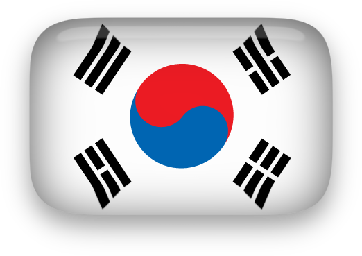 korea flag png