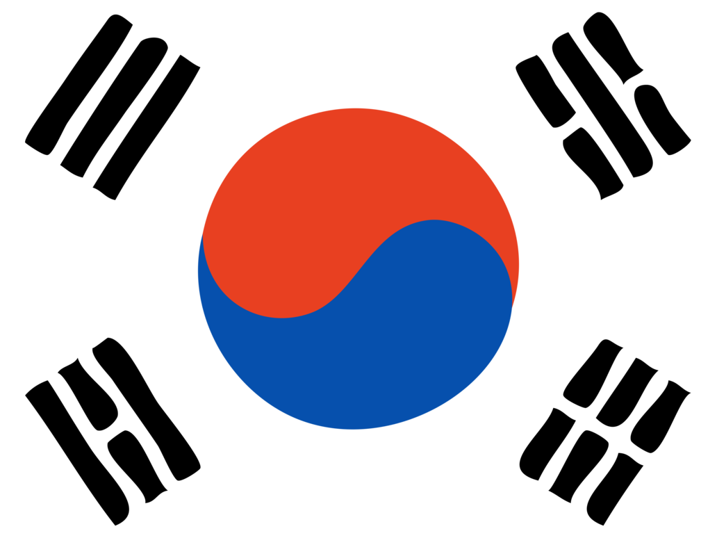 Korean flag png. South by chriswillar on