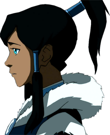 Korra transparent legend. The of by kinakojurai