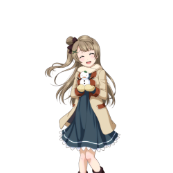 Kotori transparent cybe. Event cards tumblr snow