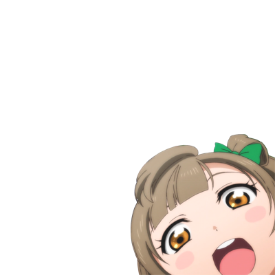 Support campaign twibbon this. Kotori transparent profile picture free