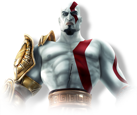 Kratos transparent character. Download hd all stars