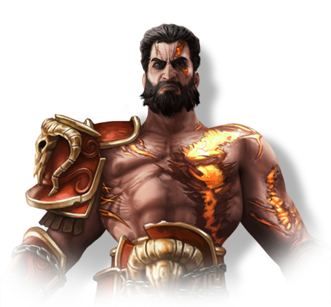 kratos transparent playstation allstars battle royale