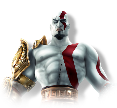 Kratos transparent playstation allstars battle royale. Image avatar png all