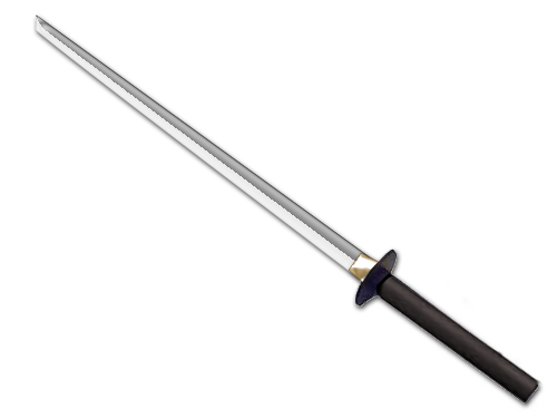 Kunai drawing blade. Ninjat wikipedia