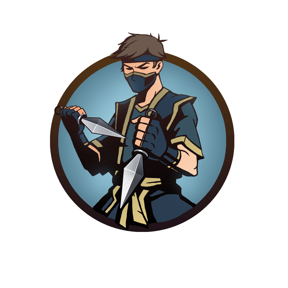 Kunai drawing ninja. Bodyguards shadow fight wiki