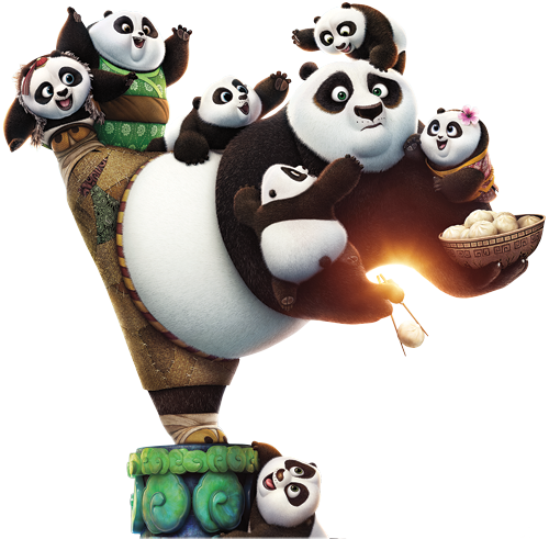 Kung fu panda 3 png. Event details