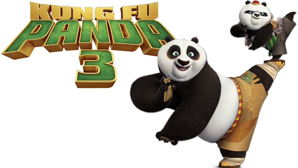 Kung fu panda 3 png. Parents night out movie
