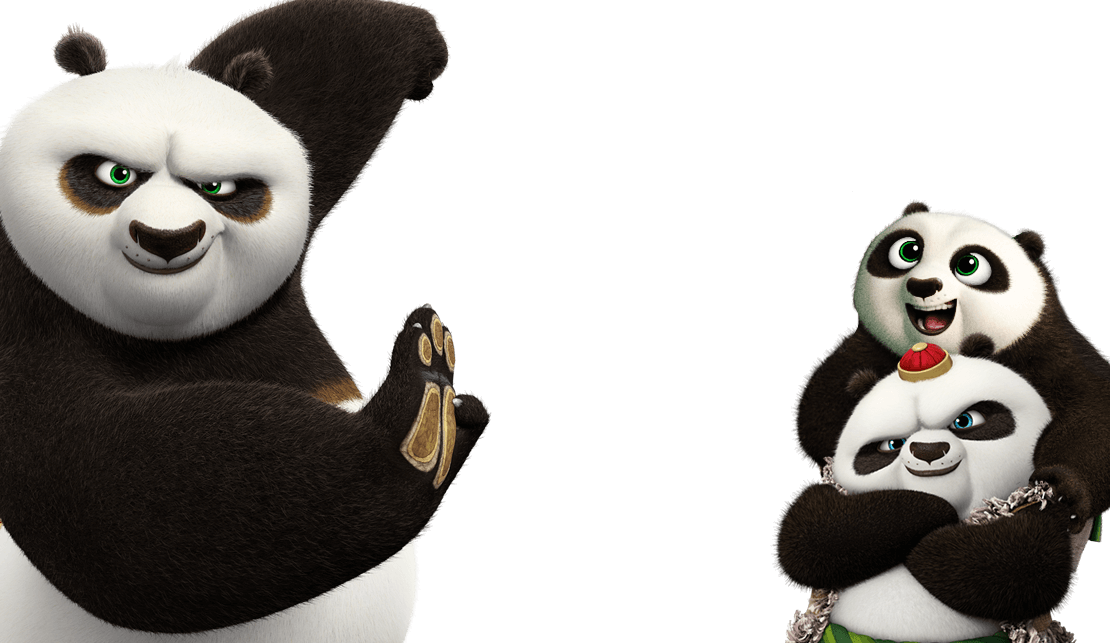 Kung fu panda 3 png. Training challenge play on